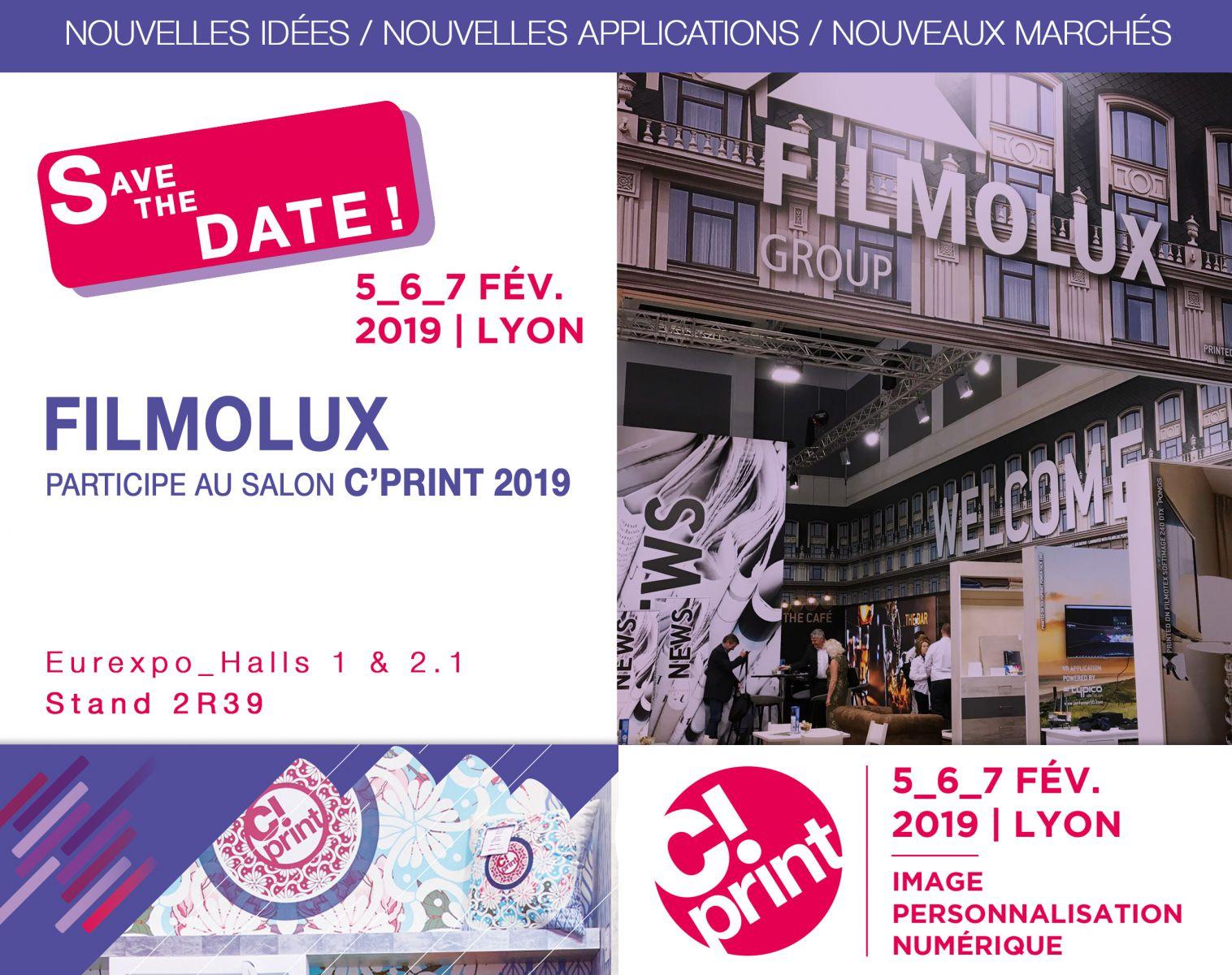 new product 749d4 5f5aa Retrouvez nous au salon C PRINT 2019